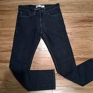 Levi's 510 denim jeans
